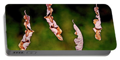 Dancing Leaves Portable Battery Charger