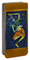 Dancing Shiva Portable Battery Charger
