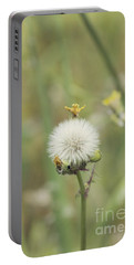 Dandelion Portable Battery Charger by Cindy Garber Iverson