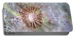 Dandelion Delicacy Portable Battery Charger
