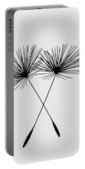 Dandelion Duo  Portable Battery Charger