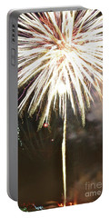 Dandelion Firework Portable Battery Charger