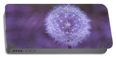 Dandelion Geometry Portable Battery Charger