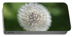 Dandelion - Poof Portable Battery Charger by Susan Dimitrakopoulos
