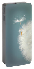 Dandelion Seedhead Portable Battery Charger
