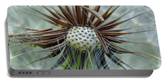 Dandelion Seeds Portable Battery Charger