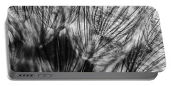 Portable Battery Charger featuring the photograph Dandelion Seeds I by Brad Allen Fine Art