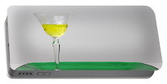 Portable Battery Charger featuring the photograph Dandelion Wine by Susan Capuano