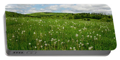 Dandelion Wishes Portable Battery Charger