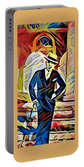 Dapper Dude Portable Battery Charger