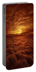 Portable Battery Charger featuring the photograph Dare I Hope by Phil Koch