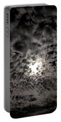 Dark Autumn Sky Portable Battery Charger