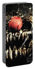 Dark Carnival Art Portable Battery Charger