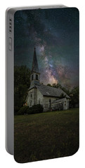 Portable Battery Charger featuring the photograph Dark Enchantment  by Aaron J Groen