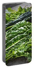 Dark Green Leafy Vegetables Portable Battery Charger