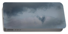 Dark Heart Cloud Portable Battery Charger