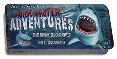 Dark Water Adventure Portable Battery Charger