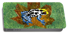 Dart Poison Frog Portable Battery Charger