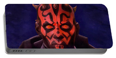 Darth Maul Dark Lord Of The Sith Portable Battery Charger
