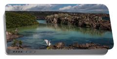 Darwin Bay     Genovesa Island      Galapagos Islands Portable Battery Charger