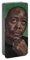 Dave Chappelle Portable Battery Charger