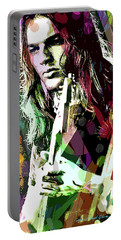 Dave Gilmour Dark Side Portable Battery Charger