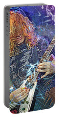 Dave Mustaine, Megadeth Portable Battery Charger