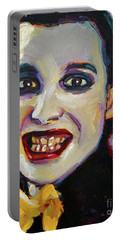 Dave Vanian Of The Damned Portable Battery Charger