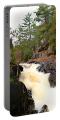 Dave's Falls #7277 Portable Battery Charger by Mark J Seefeldt