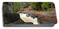 Dave's Falls #7311 Portable Battery Charger by Mark J Seefeldt
