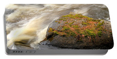 Dave's Falls #7442 Portable Battery Charger by Mark J Seefeldt