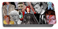 David Bowie 6 Portable Battery Charger