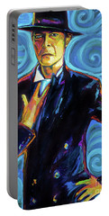 David Bowie Portable Battery Charger