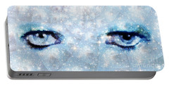 David Bowie / Stardust Portable Battery Charger