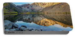 Dawn At Convict Lake Portable Battery Charger