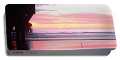 Dawn At The Beach 8-14-16 Portable Battery Charger