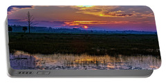 Dawn Breaking Over Saint Marks Portable Battery Charger