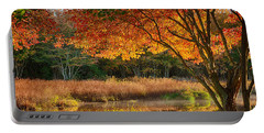 Dawn Lighting Rhode Island Fall Colors Portable Battery Charger
