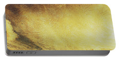 Dawn Of A New Day Texture Portable Battery Charger