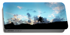 Dawn Of A New Day Treasure Coast Florida Seascape Sunrise 765 Portable Battery Charger