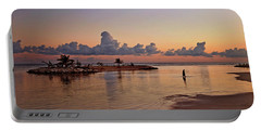 Dawn Reflection Portable Battery Charger
