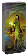 Dawning Light Portable Battery Charger by Shadowlea Is