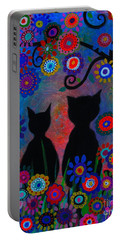 Day Dreamers Portable Battery Charger by Pristine Cartera Turkus