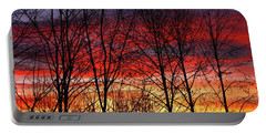 Daybreak Portable Battery Charger by Dale R Carlson