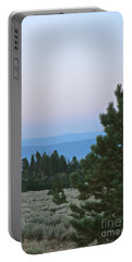 Daybreak On The Mountain Portable Battery Charger