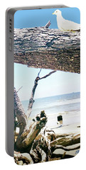 Daydreams And Driftwood Portable Battery Charger