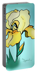 Daytime Iris Portable Battery Charger