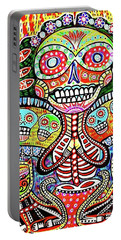 Ddd Skull Portable Battery Charger