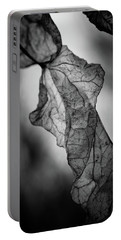 Fragile Leaf Bw Portable Battery Charger