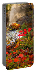 Dead River Falls Foreground Plus Mist 2509 Portable Battery Charger